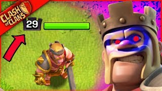 IS THIS KING MAX? ▶️ Clash of Clans ◀️ NO.
