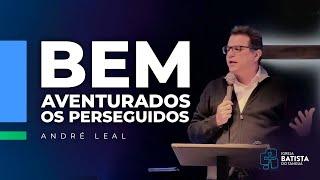 Perseguidos por causa da Justiça - Serie Bem Aventuranças I Culto Online - Igreja Batista do Tanguá