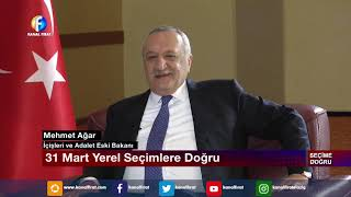 Gambar cover Seçime Doğru Mehmet Ağar 08 03 2019