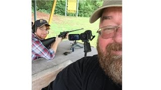 4th of July Range Trip - Shooting Tracers with the Funky AR 2.0