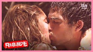 Rebelde: ¡Miguel rescata a Mía! | Escena C226-C227 | Tlnovelas
