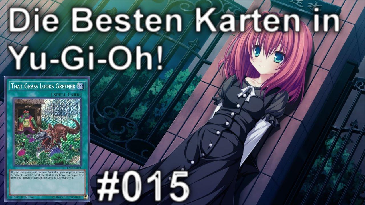 Die besten Karten in Yu-Gi-Oh!   #015 - YouTube