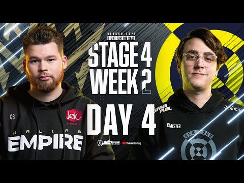 Call of Duty League 2021 Season | Stage IV Week 2 — Florida