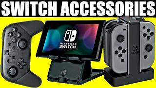 top 11 must have nintendo switch accessories official third party nintendo switch accessories