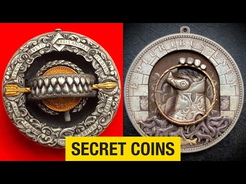 Coins with Secret Levers and Hidden Traps