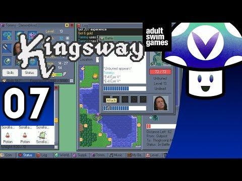 [Vinesauce] Vinny - Kingsway (part 7)