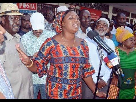 Malindi MP Aisha Jumwa defends coast regional push for secession
