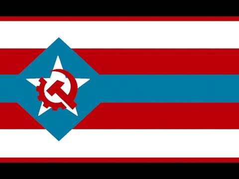 Alternate History: What If The US Became Communist?