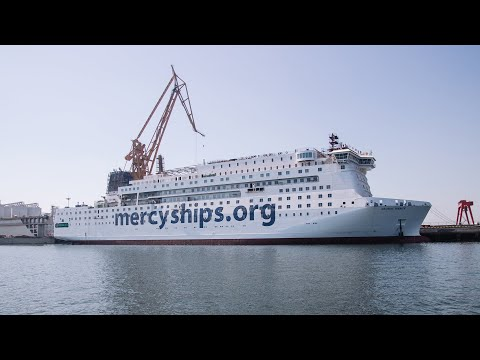 Announcing the Global Mercy