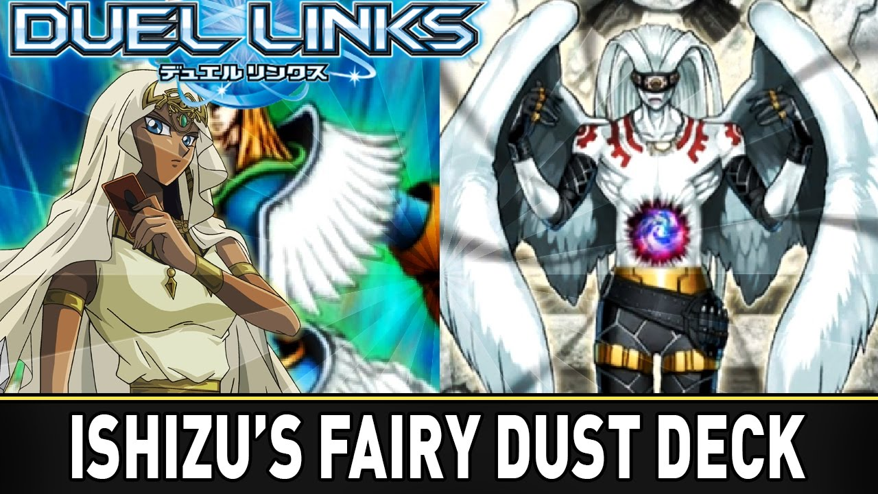 Ishizu's Fairy Dust Deck | YuGiOh Duel Links Mobile w/ ShadyPenguinn