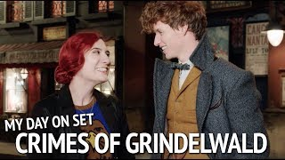 My Day on Set of Fantastic Beasts: The Crimes of Grindelwald
