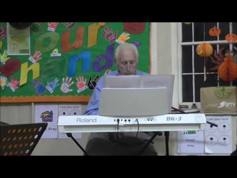Kilmood Music Club { John Hollinger / Keyboard & Singing }