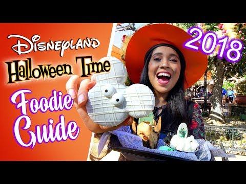 Ultimate Foodie Guide To Halloween Time At Disneyland 2018