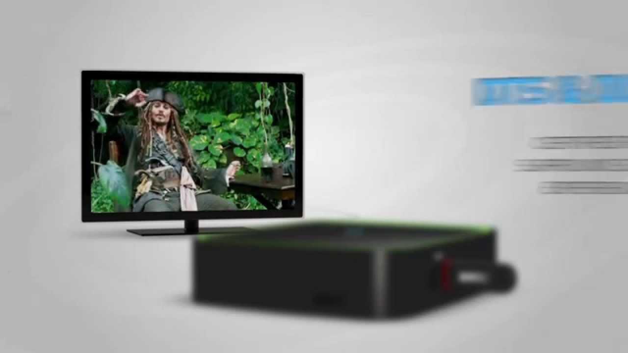 5c59664d2 EMTEC Movie Cube F400, the TV Box - YouTube