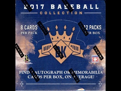 Box Busters 2017 Diamond Kings Baseball