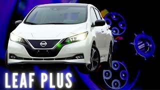 2019 Nissan Leaf Plus Acceleration (62 KWh/214 HP)