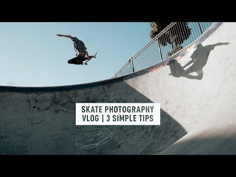 3 Easy Tips: Beginner Skateboard Photography