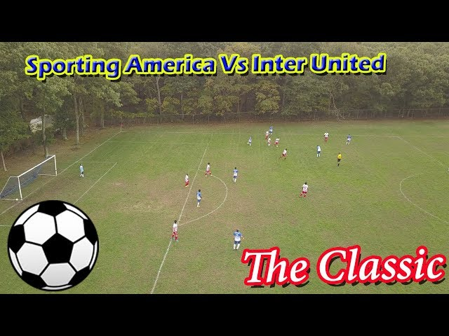Sporting America vs Inter United the