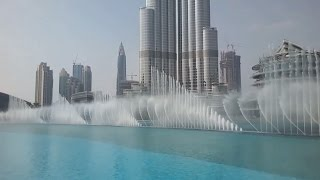 Dubai Fountain 11 19 2016
