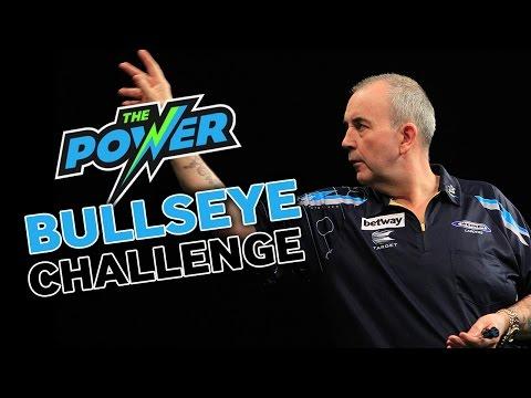 Bullseye Challenge   Phil Taylor