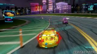 Cars 2: The Video Game | Miguel Camino - Vista Run! | WhitePotatoYT!