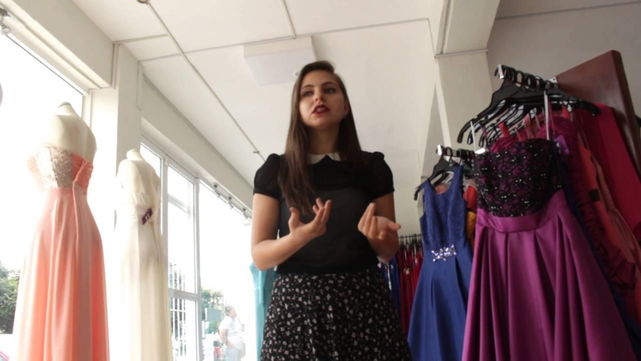 e62f58f2b7 Consejos Básicos para elegir un vestido de noche - ADA PELAYO - YouTube
