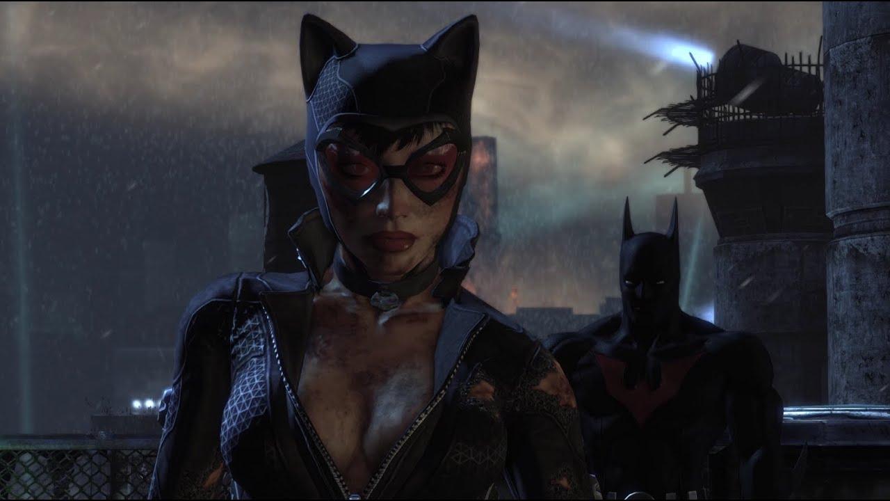Batman: Arkham City (PC)(Batman Beyond Walkthrough ...