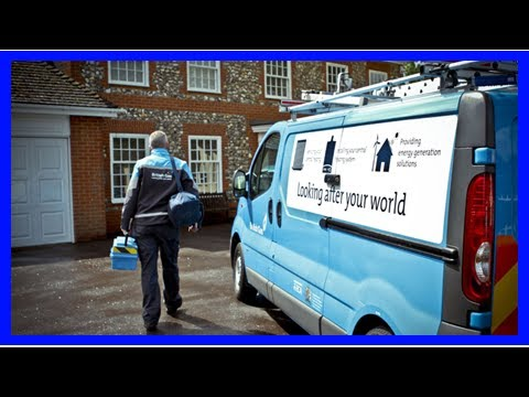 US Newspapers - British Gas owner warns on outlook between the household customer migration