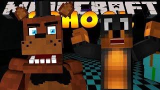 Minecraft School - FIVE NIGHTS AT FREDDY