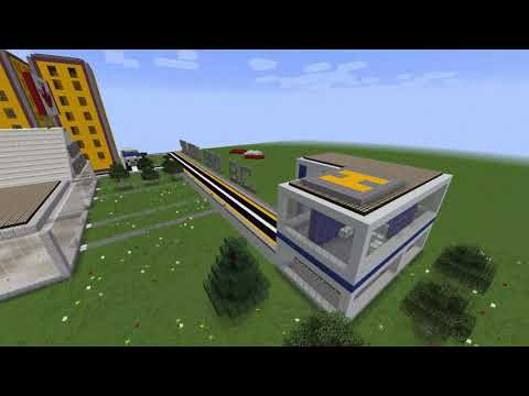 SALMON ARM GEOGRAPHY MINECRAFT CPT 2019