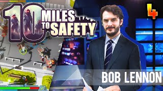ON SE FAIT DÉGLINGUER !!! -10 Miles to Safety- [COOP] Ep.4