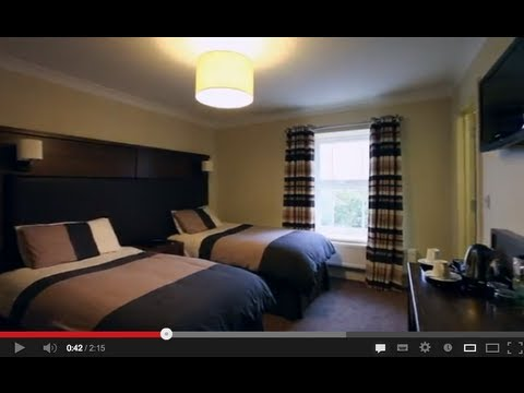 Greentraveller Video of Usk and Railway Inn, Powys, Wales
