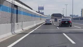 高速道路 覆面パトカー取り締まり クラウン