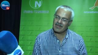 Presentación de Candidatos - Nueva Canarias IF