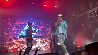 1- Lil Baby Coming Out To Yes Indeed And Pure Cocaine ( FULL HD SET @ TERMINAL 5 NYC )