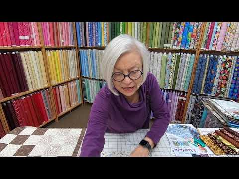 Warehouse Sale - Quilting Through Time - Traditional Fabrics