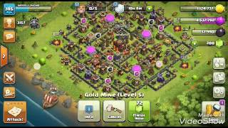 Unlimited skeleton challenge and record breaking player in clash of clans lev 477 player