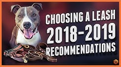 Choosing a Dog Leash - Best leashes of 2018-2019