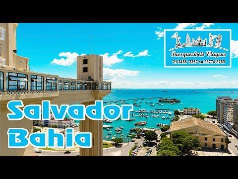 43 Salvador Bahia Elevador Lacerda | Inesquecíveis Viagens | Agência Turismo