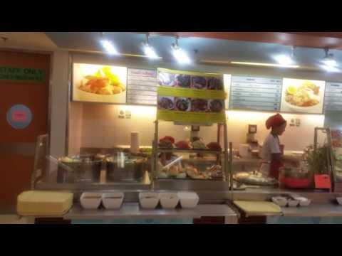 Big C Thai Food Court on Koh Samui