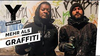 Graffiti als Protest - Unterwegs mit Berliner Sprayern