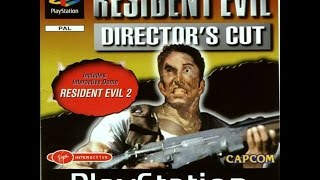 Vídeo Resident Evil Director's Cut PSN