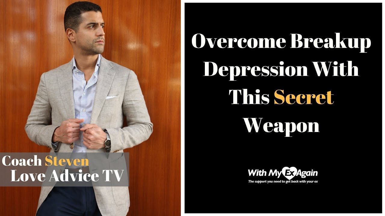 Overcome Breakup Depression With This Secret Weapon