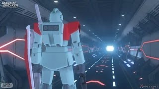 Gundam Breaker - Mission 1 & 2 Gameplay ★Play PS Vita ガンダムブレイカー