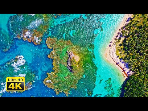 4K Video - The Most Beautiful Place You've Ever Seen - The Secret Beach in 4K Ultra HD