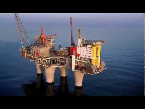Troll A Gas Platform (Super Rig)