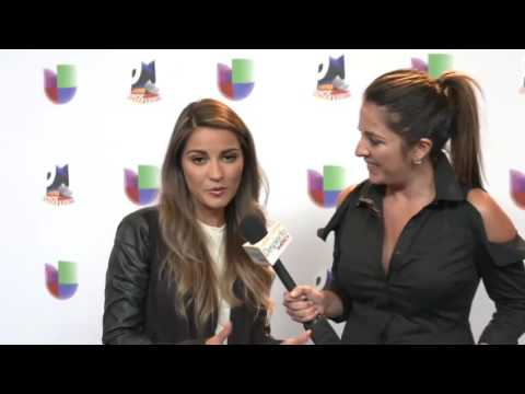 Maite Perroni - DA Interview Uncut