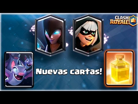 ¡¡ 4 NUEVAS CARTAS Y NUEVO DESAFIO DE LEGENDARIA !! - SNEAK PEEK | Clash Royale [WithZack]