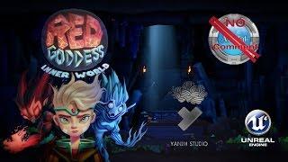Red Goddess Inner World Gameplay no commentary