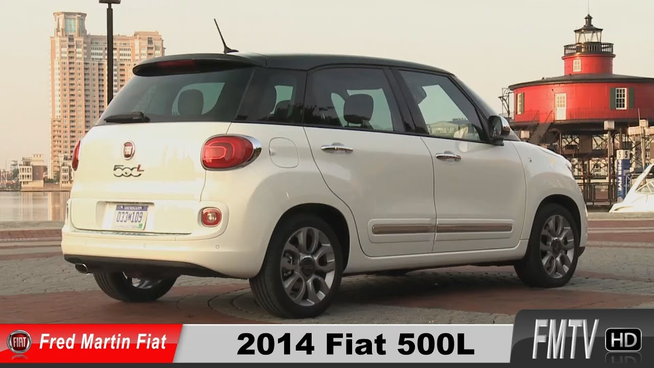 Fred Martin Fiat Fiat 500l Fred Martin Car Guy Review Of